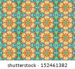 abstract ornament background ... | Shutterstock .eps vector #152461382