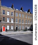 London Street Of Preserved 18th ...
