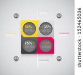 modern colorful design | Shutterstock .eps vector #152465036