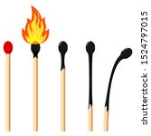 Matches Varying Degrees Of...