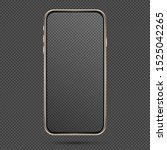 vector mobile phone frame....