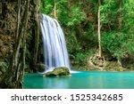 Erawan Waterfall Level 3  In...