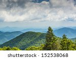 View Of Appalachian Mountains...