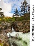 river in norway | Shutterstock . vector #152541278