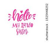 cute illustration for newborns. ...   Shutterstock .eps vector #1525448252