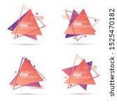 vector illustration abstract...   Shutterstock .eps vector #1525470182