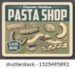 Italian Pasta Shop Poster ...