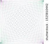 guilloche lines security ...   Shutterstock .eps vector #1525810442