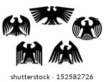 american,animal,badge,beak,bird,black,blazon,claw,contour,courage,crest,design,eagle,emblem,empire