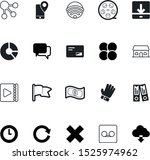 web vector icon set such as ...