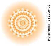 Abstract Vector Mandala In...