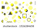 abstract and trendy modern... | Shutterstock .eps vector #1526284658