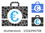 euro accounting composition for ... | Shutterstock .eps vector #1526396708