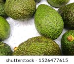 Fresh Avocado Ready For Sell A...