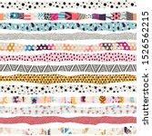 template seamless abstract... | Shutterstock .eps vector #1526562215