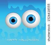 Funny Halloween Greeting Card...