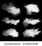 Freeze Motion White Dust Explosion - Fine Art prints