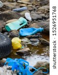 Plastic Pollution And Garbage...