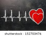 heartbeat character and design  ... | Shutterstock . vector #152703476