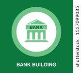 vector bank building... | Shutterstock .eps vector #1527099035