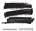 black vector grunge background  ...   Shutterstock .eps vector #1527253538