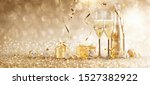 new years eve celebration... | Shutterstock . vector #1527382922