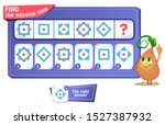 educational game  riddle for... | Shutterstock .eps vector #1527387932