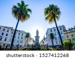 Famous Old Town And Harbor Of...