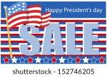 president day sale | Shutterstock .eps vector #152746205
