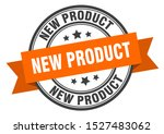 new product black signl. new... | Shutterstock .eps vector #1527483062