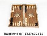 Ottoman Backgammon. Made Of...