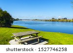 Landscape Scenery Of Clutha...