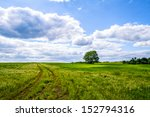 a pathway road going through... | Shutterstock . vector #152794316