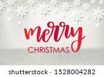 abstract christmas background... | Shutterstock .eps vector #1528004282