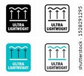 ultra lightweight  item... | Shutterstock .eps vector #1528291295