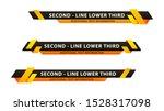 vector video headline title or... | Shutterstock .eps vector #1528317098