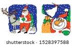 Santa Claus 2020. 2 Options....
