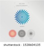 ethnic mystical pattern with...   Shutterstock .eps vector #1528604135