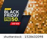 modern black friday banner with ...   Shutterstock .eps vector #1528632098