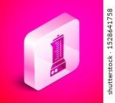 isometric blender icon isolated ... | Shutterstock .eps vector #1528641758