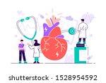 circulatory system...   Shutterstock .eps vector #1528954592