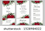 a large set of cards for your... | Shutterstock .eps vector #1528984022