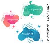 set of illustrations of...   Shutterstock .eps vector #1529444075