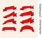 vector banners in different... | Shutterstock .eps vector #152946026