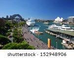 sydney   february 5  circular...   Shutterstock . vector #152948906