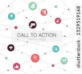 call to action trendy web...
