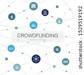 crowdfunding trendy web...