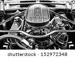 berlin   may 11  engine ford... | Shutterstock . vector #152972348