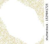 ornamental vector floral...   Shutterstock .eps vector #1529841725
