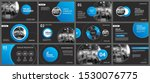 presentation and slide layout... | Shutterstock .eps vector #1530076775